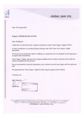 Clients-Appreciation-Letter-JINDAL-Thumbnail
