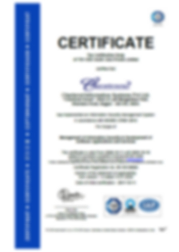 Kluis-Cloud-HSM-Development-Facility-ISO-Certificate
