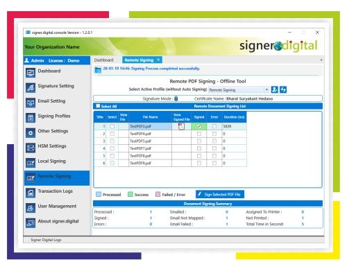 Walk-Through-Server-Application-remote-signing