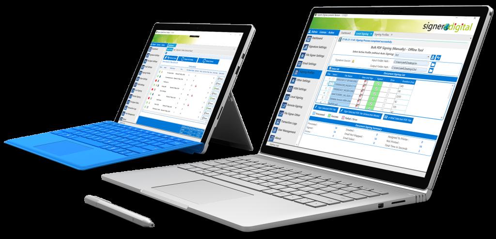 signer.digital-Desktop-Application